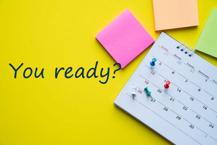 you ready