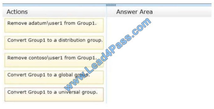 lead4pass 70-410 exam question q5