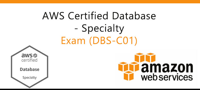 aws-certified-database-specialty exam