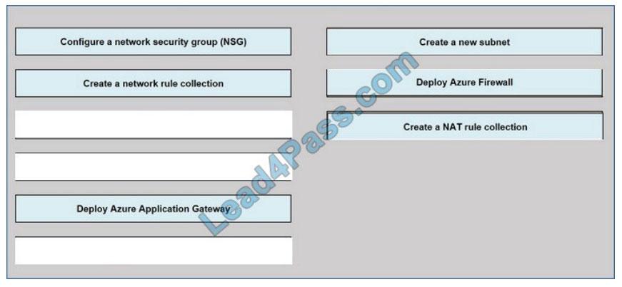 Microsoft az-500 certification questions q5-1-2021