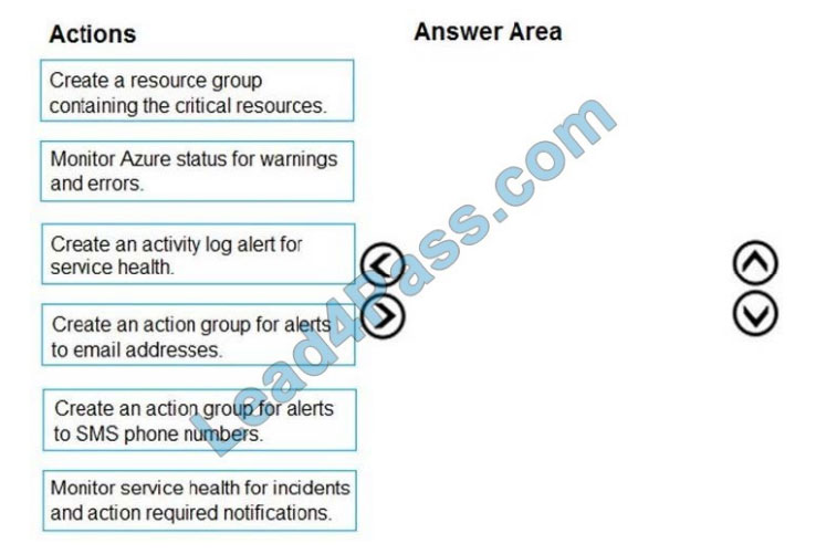 microsoft az-304 certification questions q5